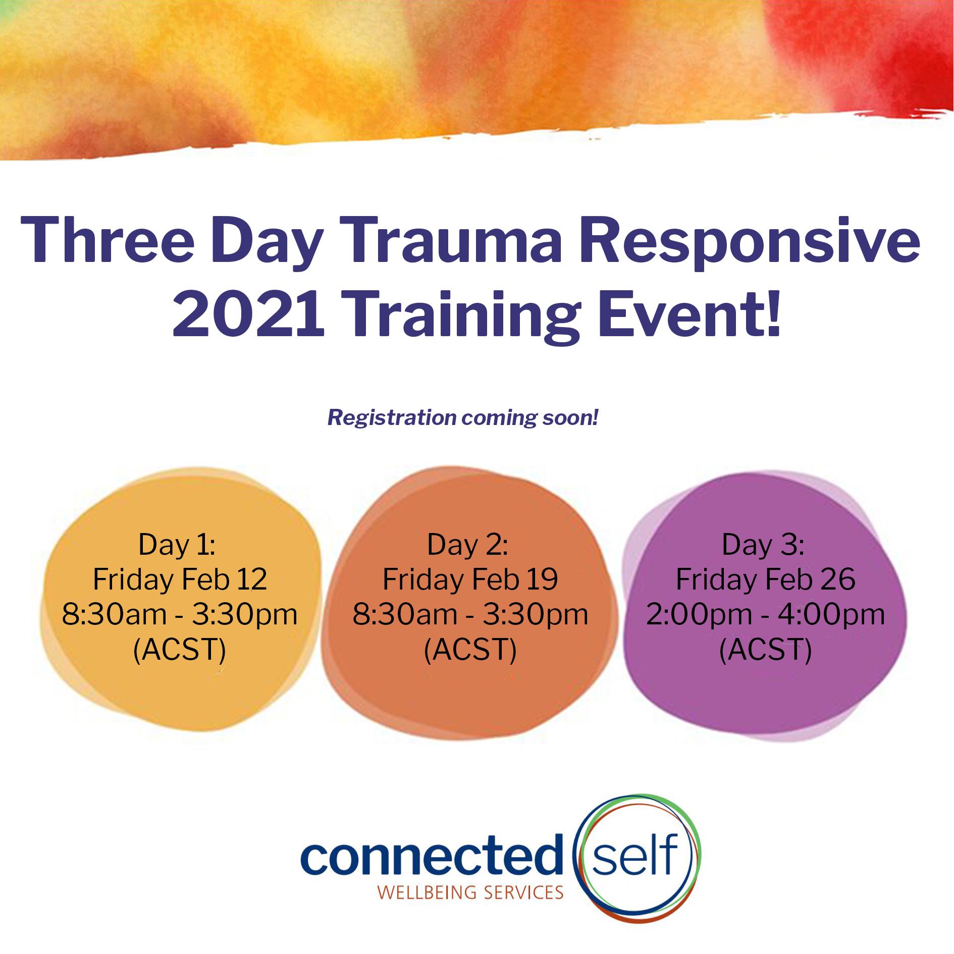 feb 2021 trauma training
